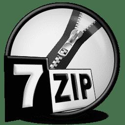 7-zip - logo