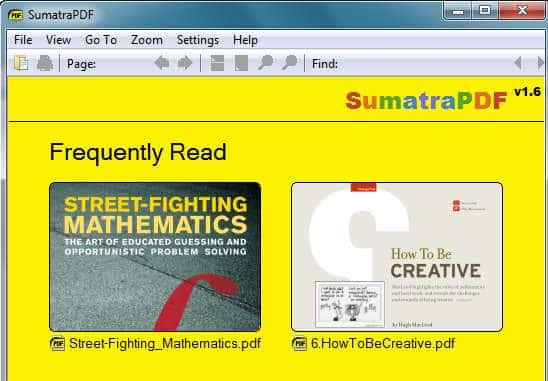 I migliori programmi per leggere e visualizzare files pdf