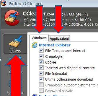 Schede windows e applicazioni in Pulizia di CCleaner.jpg
