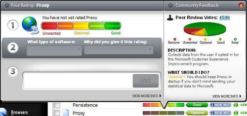 Dettagli community rating SlimCleaner Free