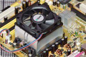 Ventola e dissipatore della CPU