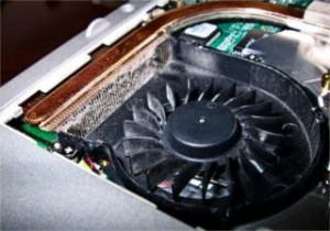 Ventola e griglia dissipatore portatile