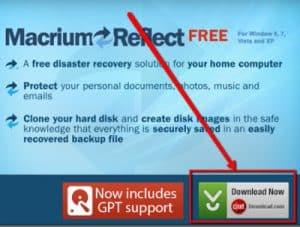 scaricare-macrium-reflect-free