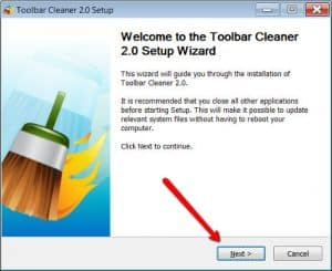 toolbar-cleaner-installazione