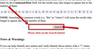 Pacman's Portal - Database programmi con avvio automatico