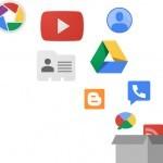 Come usare Google Takeout