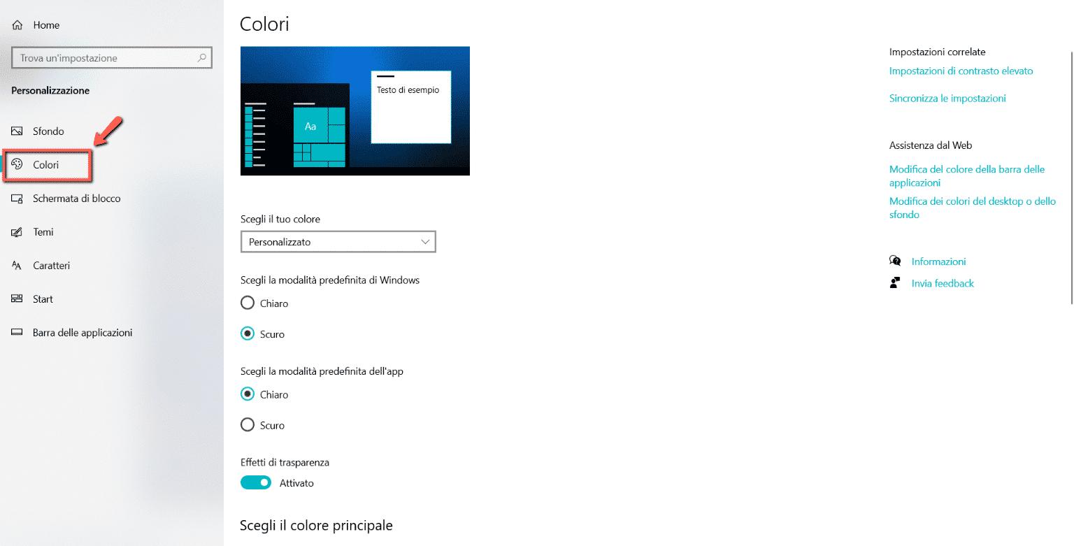 schermata-colori-windows-10