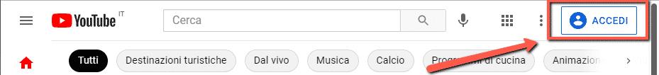 come-funziona-youtube-accedi